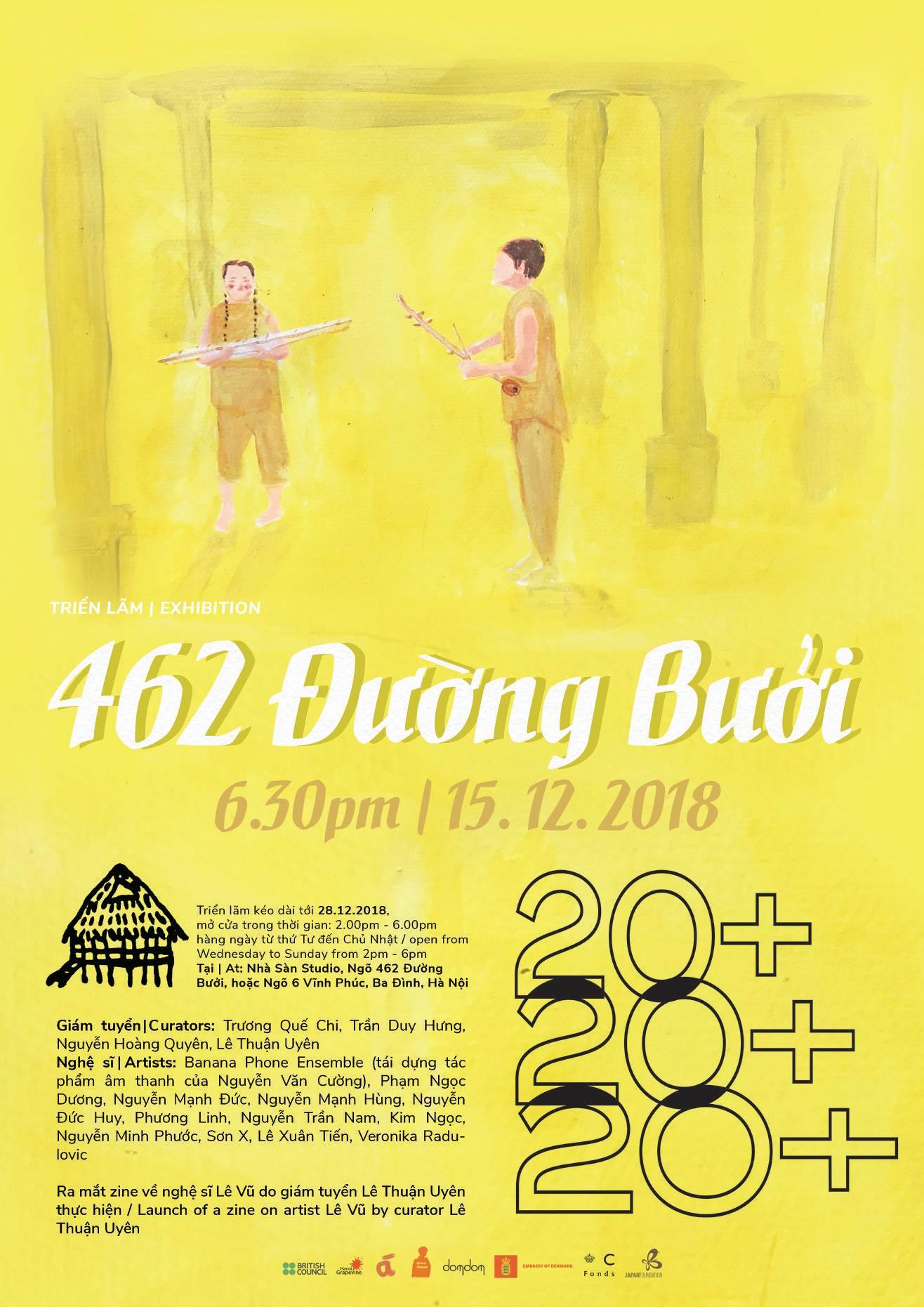 Exhibition 462 ĐƯỜNG BƯỞI